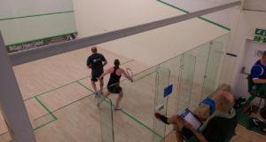 Mr and Mrs Racketball ignore name change