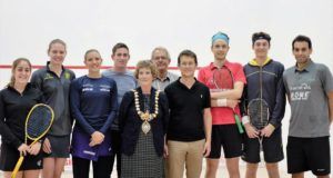 Stars open new court at Leamington