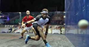 Mohamed Elshorbagy wants the world, badly