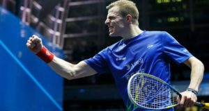 Nick Matthew says: Join me on court for World Squash Day
