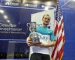 Gregory Gaultier back to fight for US Open crown