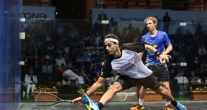 Ramy Ashour and Mohamed Elshorbagy lead the way for Egypt
