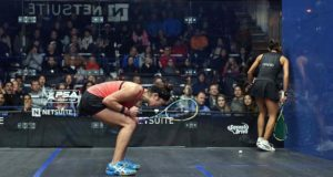 Amanda Sobhy sinks Nicol David in San Francisco