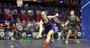 Gregory Gaultier and Laura Massaro off the mark in US Open