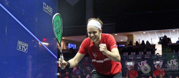 James Willstrop and Nicol David hold off Egyptian charge in US Open