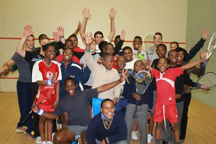 Great fun on court in Soweto