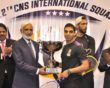 Injury to Meguid gifts CNS title to Zahed