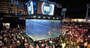 Alan's Blog: Showcasing the sport in sumptuous venues