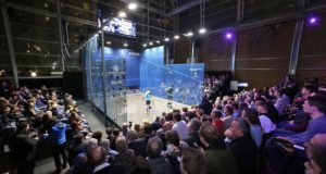 Canary Wharf sells out five months ahead of tournament