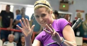 Sarah Fitzgerald shows why she is still a true champion