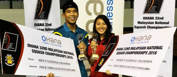 Malaysia and Japan National Champions Crowned