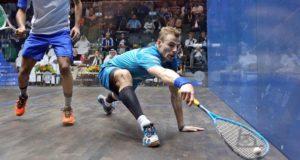 Nick Matthew avoids Qatar-strophe in first round