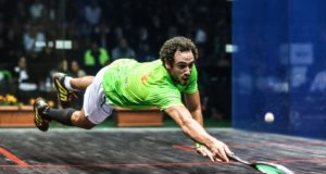 Dessouky quits as Ramy roars through to Worlds semi-final