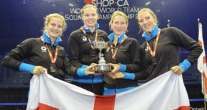Women's World Teams: England, France and Egypt all start strongly