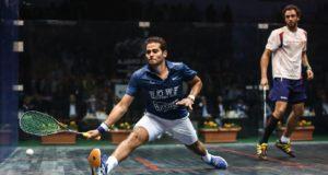 Karim Gawad is new world champion as injury halts Ramy Ashour