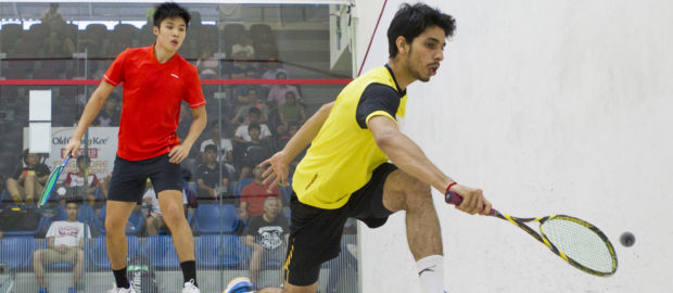 Gurshan Singh marches into semis in Singapore
