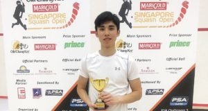 HK's Tang Ming Hong wins maiden PSA title in Singapore