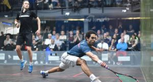 Paul Coll and Tarek Momen halt English hopes