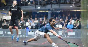 Paul Coll and Tarek Momen halt English hopes