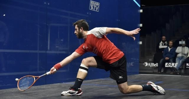 Daryl Selby is in fine form ahead the Channel VAS Open