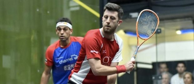Daryl Selby sinks Mohamed Elshorbagy in first round stunner
