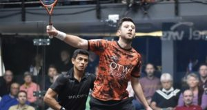 Giant-killers Daryl Selby and Paul Coll clash in Weybridge semi-finals