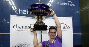 Paul Coll wins Channel VAS title