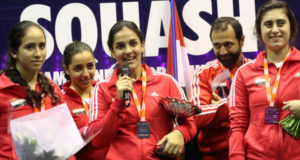 Egypt beat England in World Team final