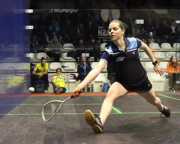 Tamika Saxby turns on the style for Australia