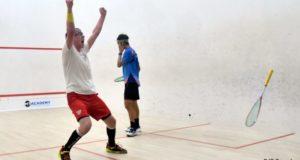 World champion falls in British Junior Open