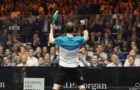 Laura Massaro halts Sarah-Jane Perry as James Willstrop falls to Karim Gawad in ToC