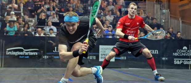James Willstrop back in PSA world top 10