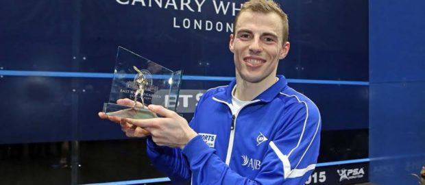 Nick Matthew aims for six of the best at Canary Wharf