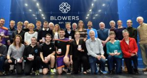 Nineteen champions crowned in Manchester