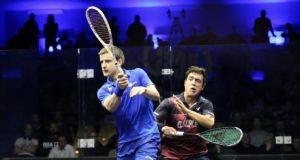 Alan Clyne shocks Miguel Rodriguez in Swedish Open