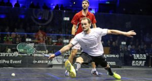Gawad and Gaultier set up Swede final showdown