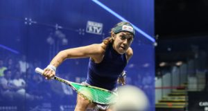 Amanda Sobhy and Nicol David are star attractions in Colombia