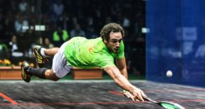 Olli Tuominen meets Ramy Ashour in Chicago