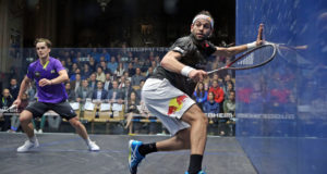 Top seed Mohamed Elshorbagy wins Windy City marathon
