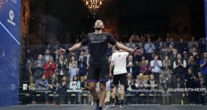 Marwan ElShorbagy makes maiden World Series final In Windy City