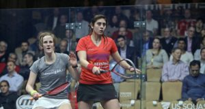 El Sherbini tops draw in World Championship defence