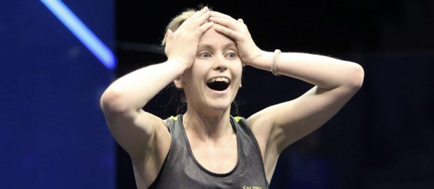 Emily Whitlock beats Alison Waters in British Open shock