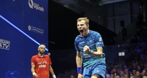 English trio in British Open finals