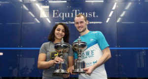 Gaultier and El Welily claim 2017 Windy City Open titles