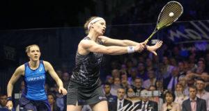 Sarah-Jane Perry secures debut spot at PSA World Series Finals