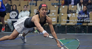 Nicol David keen to promote women's squash in Colombia