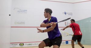 World champion Karim Gawad leads Houston seeds through