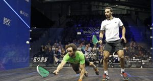 Injured Ramy Ashour pulls out of El Gouna