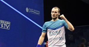 Gregory Gaultier becomes the oldest men's world number one of all time