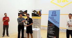 Vikram Malhotra wins all-Indian TRAC final over Mahesh Mangaonkar